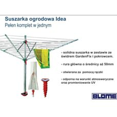 Suszarka ogrodowa Blome Idea Tillmann