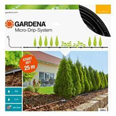 Linia kroplująca do rzędów roślin zestaw M 13011-20 Gardena