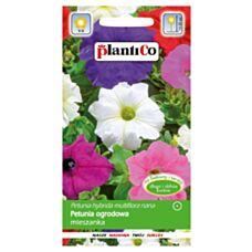 Petunia ogrodowa MIX 0,05g PlantiCO