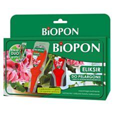 Preparat do pelargonii i innych roślin balkonowych 5x35 ml Biopon
