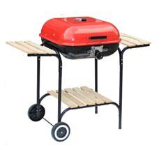 Grill węglowy prostokątny wózek z pokrywą 46 cm Activa Mastercook