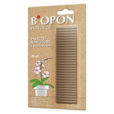 Pałeczki nawozowe z biohumusem 30 szt. Biopon