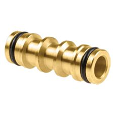 "Dwójnik 1/2-3/4"" Cellfast Brass 52-840"