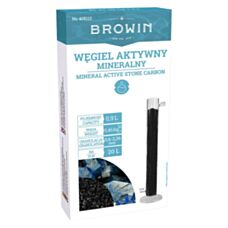 Węgiel aktywny brzozy syberyjskiej 400g Biowin 405119