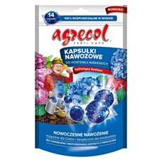 Kapsułki do hortensji niebieskiej Ferticaps 14szt Agrecol