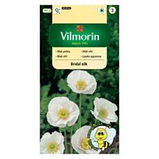 Mak polny Bridal Silk 0,1g Vilmorin