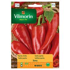 Papryka słodka Sora 0,5g Vilmorin