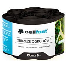 Obrzeże ogrodowe 10cm x 9mb czarne 30-031 Cellfast