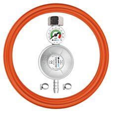 Zestaw przyłączeniowy propan-butan z manometrem 52-506 Cellfast