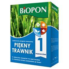Nawóz Piękny trawnik Przedwiośnie 2kg Biopon