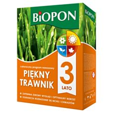 Nawóz Piękny trawnik lato 2kg Biopon