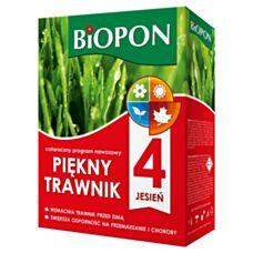 Nawóz Piękny trawnik jesień 2kg Biopon