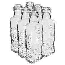 Butelka Flora 100 ml 6 sztuk Biowin