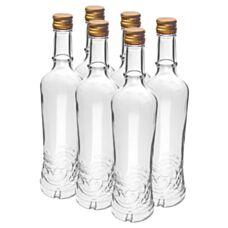 Butelka Złoty Łan 500 ml z zakrętką 6 sztuk Biowin