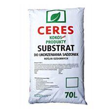 Substrat kokosowy do ukorzeniania 70L Ceres