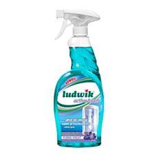Ludwik Płyn do mycia kabin prysznicowych Floral Violet 750 ml Inco