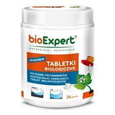 Biologiczne tabletki do szamb 24 sztuki BioExpert