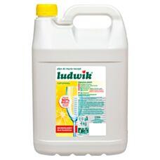 Płyn do naczyń Ludwik cytryna 4kg Inco