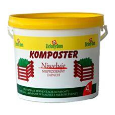 Nawóz kompostujący Komposter 4 kg Zielony Dom