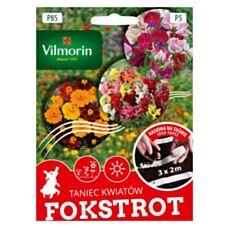Taniec kwiatów Fokstrot taśma 2x3m Vilmorin