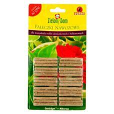Pałeczki nawozowe z grzybnią mikoryzową 30 sztuk Zielony Dom