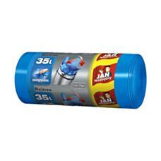 Worek na śmieci Easypack 35 L 30 sztuk Jan Niezbędny