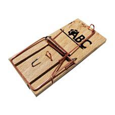 ABC-myszołapka drewniana
