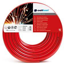 Wąż do acetylenu 9x3 a50mb Cellfast 20-010