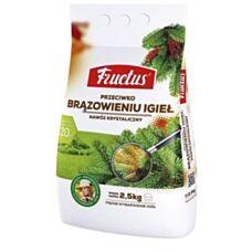 Fructus nawóz przeciwko brązowieniu igieł 2,5 kg Fosfan