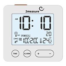 Elektroniczna stacja pogody z budzikiem Biowin 170609
