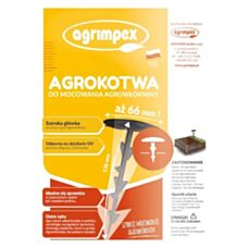 Agrokotwa czarna 50 sztuk Agrimpex
