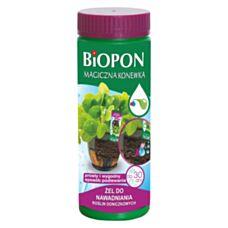 Magiczna konewka żel do nawadniania roślin doniczkowych 330 ml Biopon