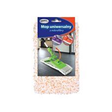 Wkład do mop płaski uniwersalny mikrofibra Grosik