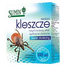 Shot koncentrat zwalcza komary i kleszcze Sumin