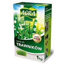 Nawóz granulowany do trawników 1kg Agra