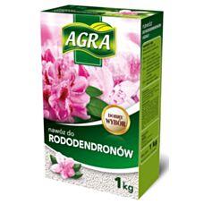 Nawóz granulowany do rododendronów 1 kg Agra