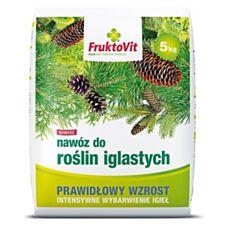 Nawóz do iglaków PLUS 5 kg FruktoVit Florovit