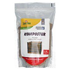 Nawóz kompostujący Komposter 1,5 kg Zielony Dom