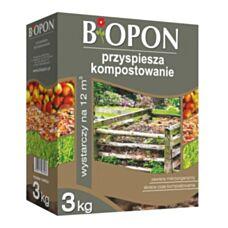 Komposter 3 kg Biopon