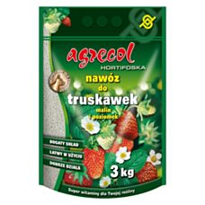 Hortifoska nawóz do truskawek i poziomek 3 kg Agrecol
