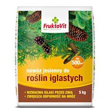 Nawóz jesienny do iglaków 5kg FruktoVit Florovit