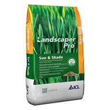 Mieszanka traw Landscaper Pro Sun & Shade na słońcu i w cieniu 5kg ICL