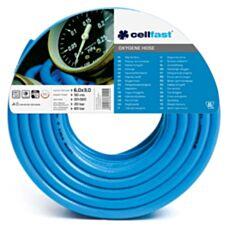 Wąż do tlenu 6,0x3,0 a50mb Cellfast 20-020