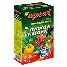 Plantacote nawóz do warzyw i owoców 1 kg Agrecol