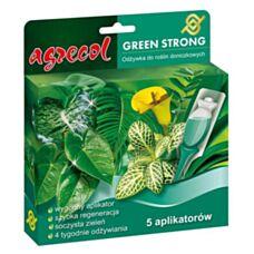 Odżywka do kwiatów doniczkowych Green Strong 5x30 ml Agrecol