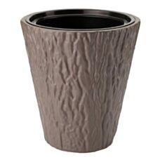Doniczka Kora+Wkład Form-Plastic