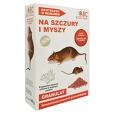 ABC-myszy i szczury granulat 140g