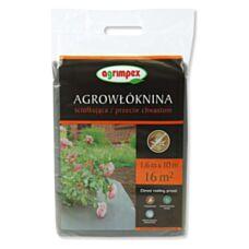 Agrimpex - Ściółkująca przeciw chwastom - czarna AGRIMPEX