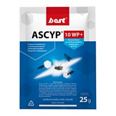 Preparat owadobójczy Ascyp 10 WP 25g Best-Pest