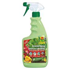 Axiendo Spray zwalcza szkodniki róż i warzyw 750 ml Compo